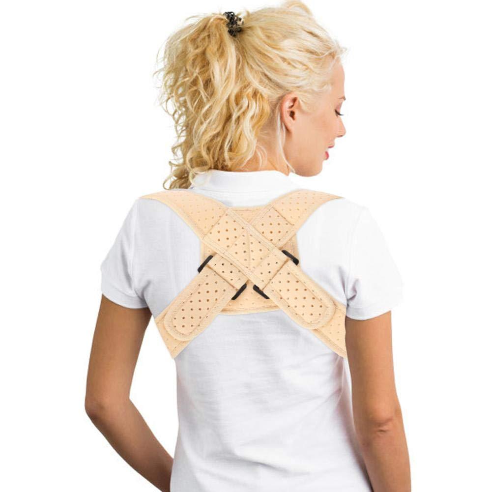 Posture Corrector, Straight posture for posture correction for women and men, posture trainer for back support against neck Shoulder pain Back support for perfect posture Back stabilizer(M)