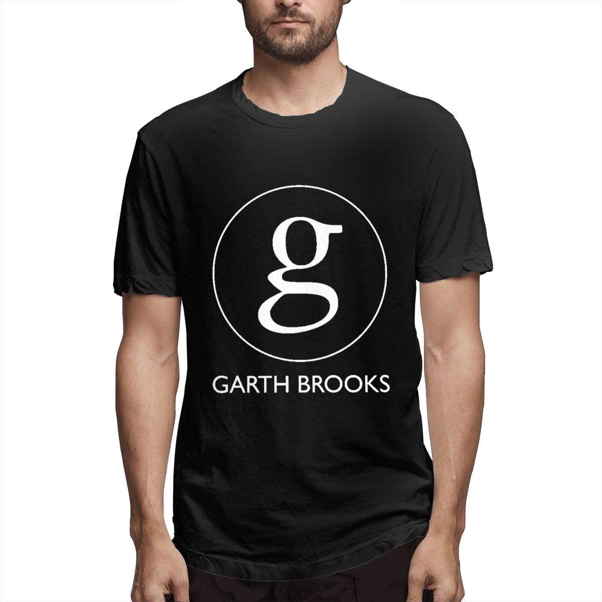 Men's Short Sleeve T-Shirt Daily Comfortable Round Neck Tee Cotton Stylish Shirts