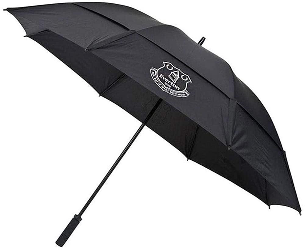 Everton FC Official Double Canopy Golf Umbrella