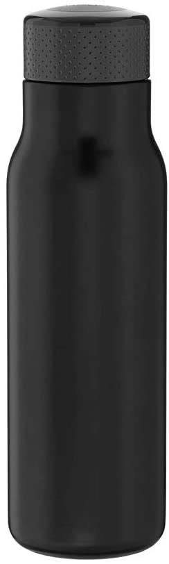 Simply Green Solutions 25oz. Single Wall 18/8 Stainless Steel Cold Beverage Travel Water Bottle Canteen
