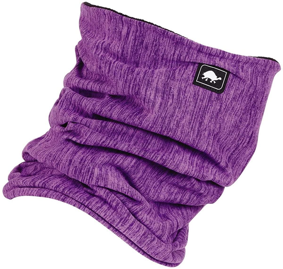 Turtle Fur Comfort Shell UV Pipe Dream Fleece Lined Neck Warmer, Stria Prints