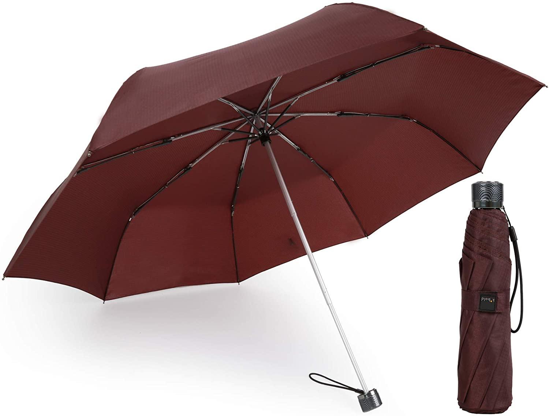 Kobold Lightweight Compact Sun Rain Folding Umbrella Windproof and for Kids Women Men