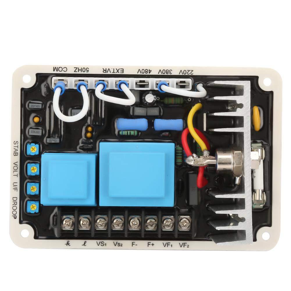 Nitrip EA15A-2 AVR Automatic Voltage Regulator for Brushless Generator 170VDC 50/60Hz