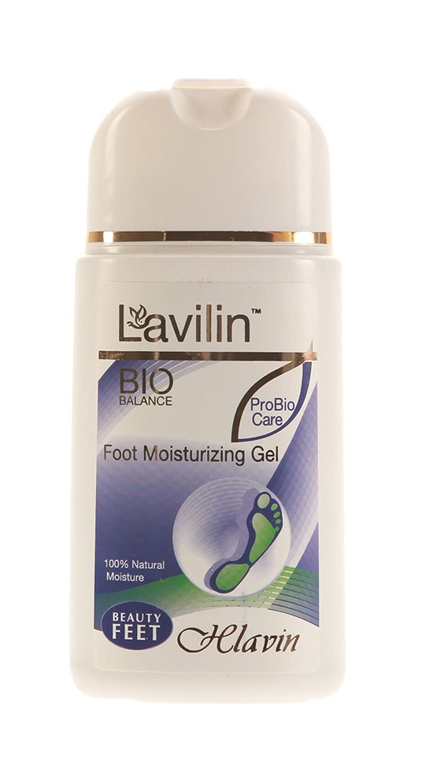 Lavilin Foot Care Foot Moisturizing Gel, 100 Grams