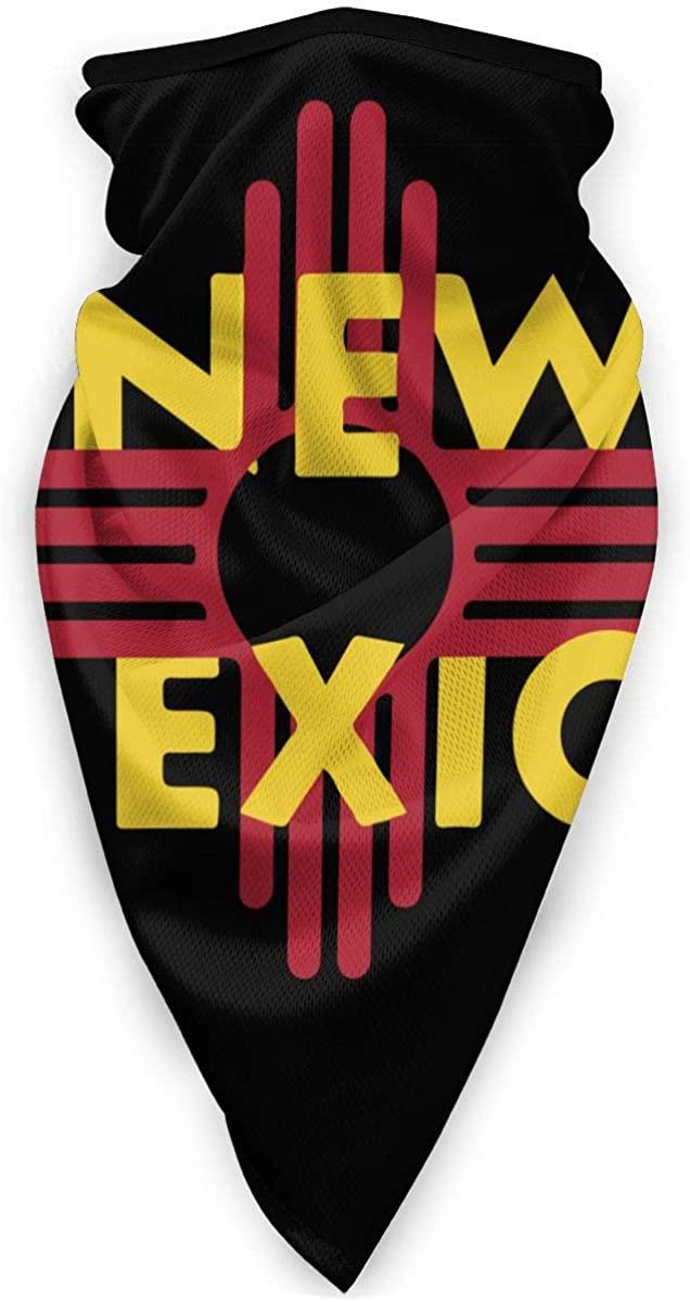 South Carolina Moom Flag Seamless Face Mask Multifunctional Bandanas For Dust Protection,Outdoors,Sports