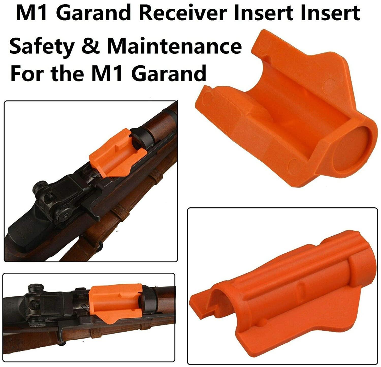 GOTICAL M1 Garand Receiver Insert, Safety and Maintenance