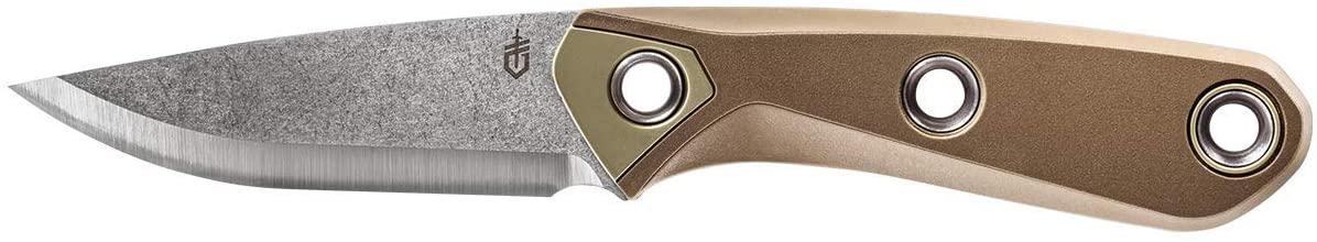 Gerber Principle Fixed Blade Knife - Coyote Brown