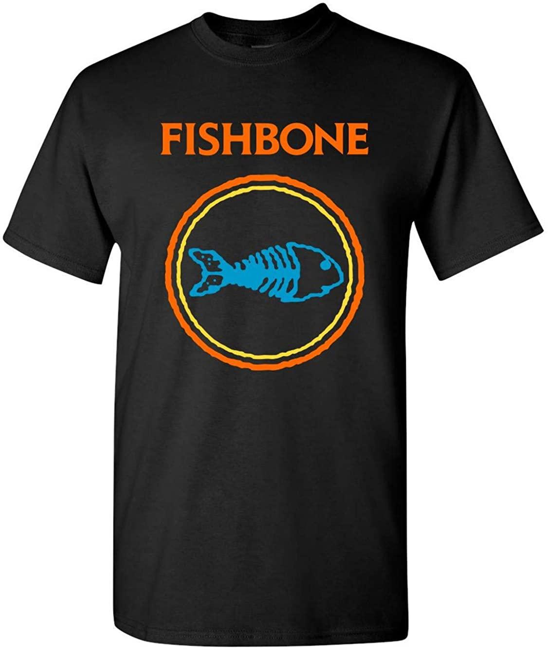 Fishbone Logo T-Shirt
