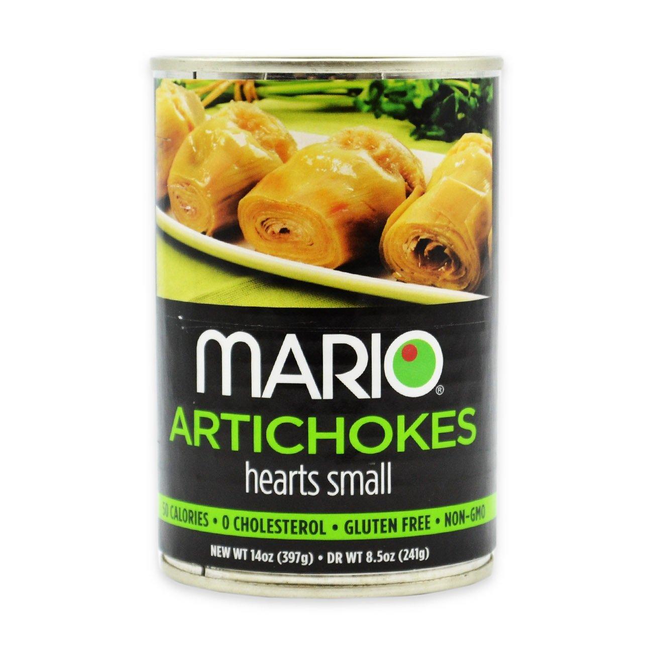 Mario Camacho Foods Artichokes Hearts, Small, 8.5 Ounce