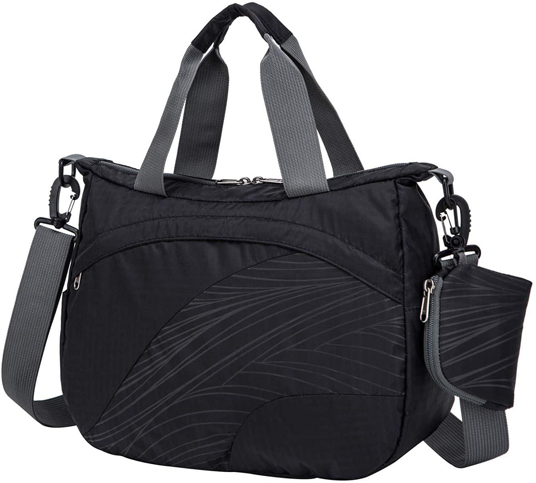 Aveler 20Liters Multifunctional Crossbody Messenger Bag with Zipped Coin Purse