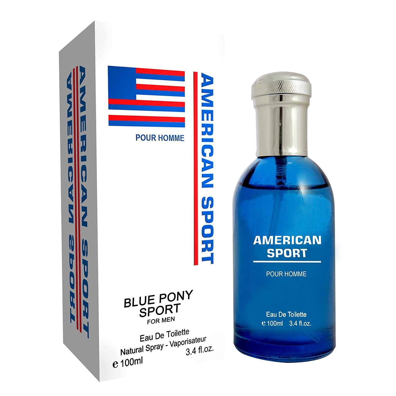 J&H SPORT Cologne, Eau de Toilette Spray Fragrance for Men, Perfect Gift, Sporty Florals Scent, for all Skin Types, 3.4 Fluid Ounce