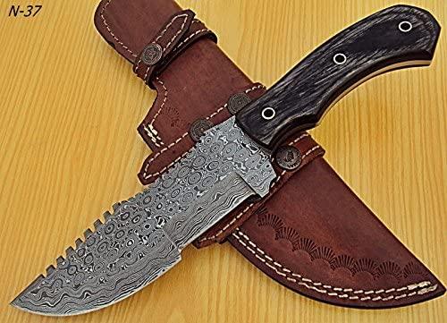 Poshland TR-N-37- Custom Handmade 11 Inches Tracker Knife.