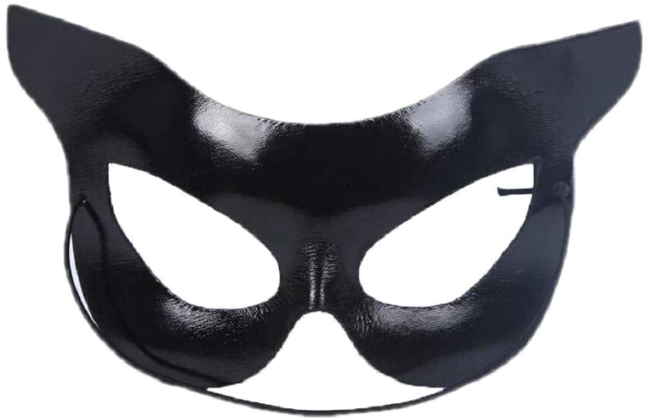 WitHelper Cat Eye Mask Halloween Mask