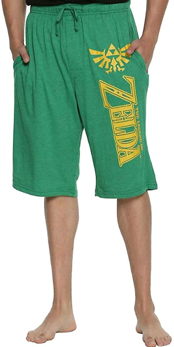 MJC Men's The Legend of Zelda Lounge Shorts