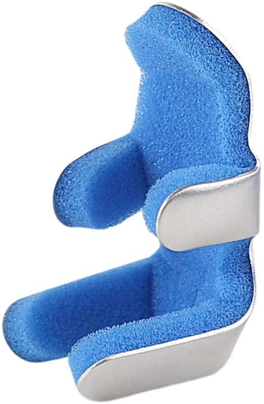 Healifty Trigger Finger Splint Mallet Finger Brace Aluminum Finger Sleeve Immobilizer Support Protector for Relief Tendon Pain Stiffness