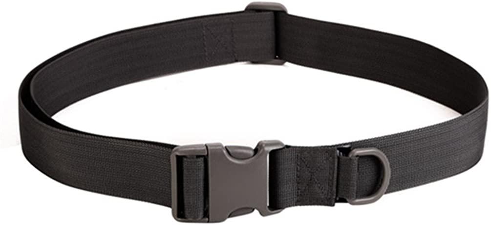 Tactical Belt Heavy Duty Waist Belt Adjustable Military Nylon Belts with Quick Release Buckle 1.57