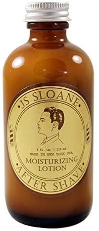 After Shave Moisturizing Lotion 4oz Lotion by JS Sloane Co.