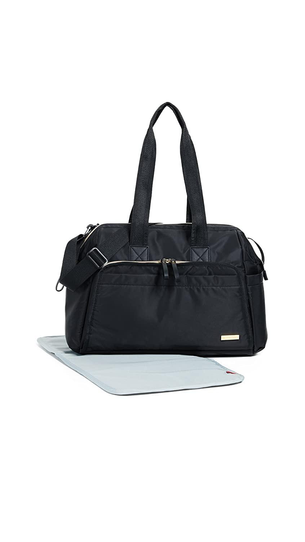 Skip Hop Women's Mainframe Diaper Bag, Black, One Size