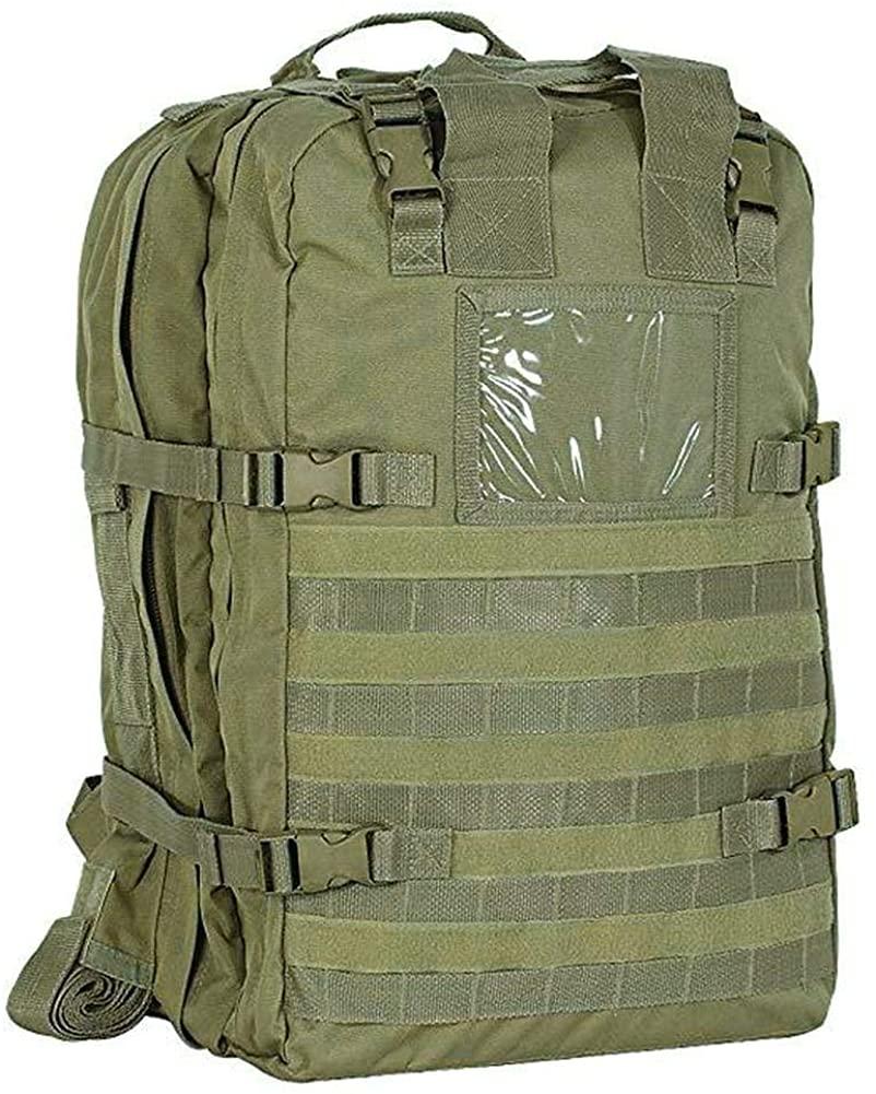 Tactical Backpack, Medical Bag Pack Jump Bag, Military Tactical Army Backpack