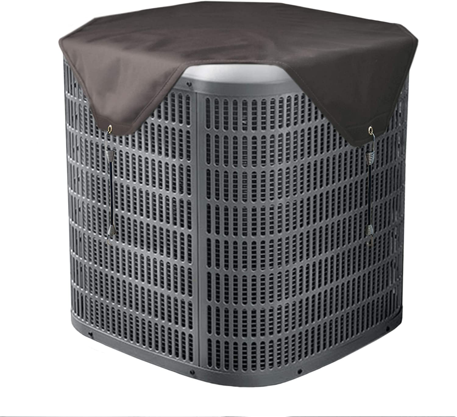 Foozet Winter Top Air Conditioner Cover for Outside AC Unit, 28 x 28 inches