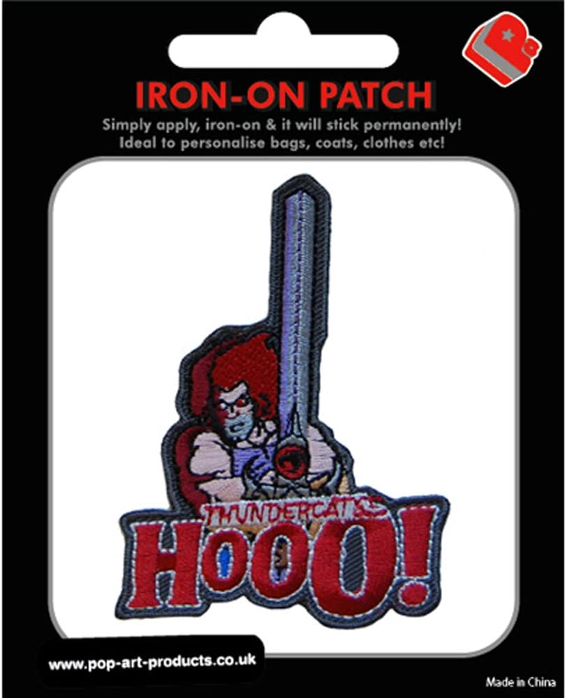Pop-Art-Products - Thundercats Iron-On Patch Lion-O