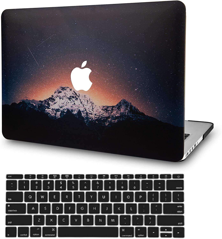 LuvCase 2 in 1 Laptop Case for MacBook Pro 13