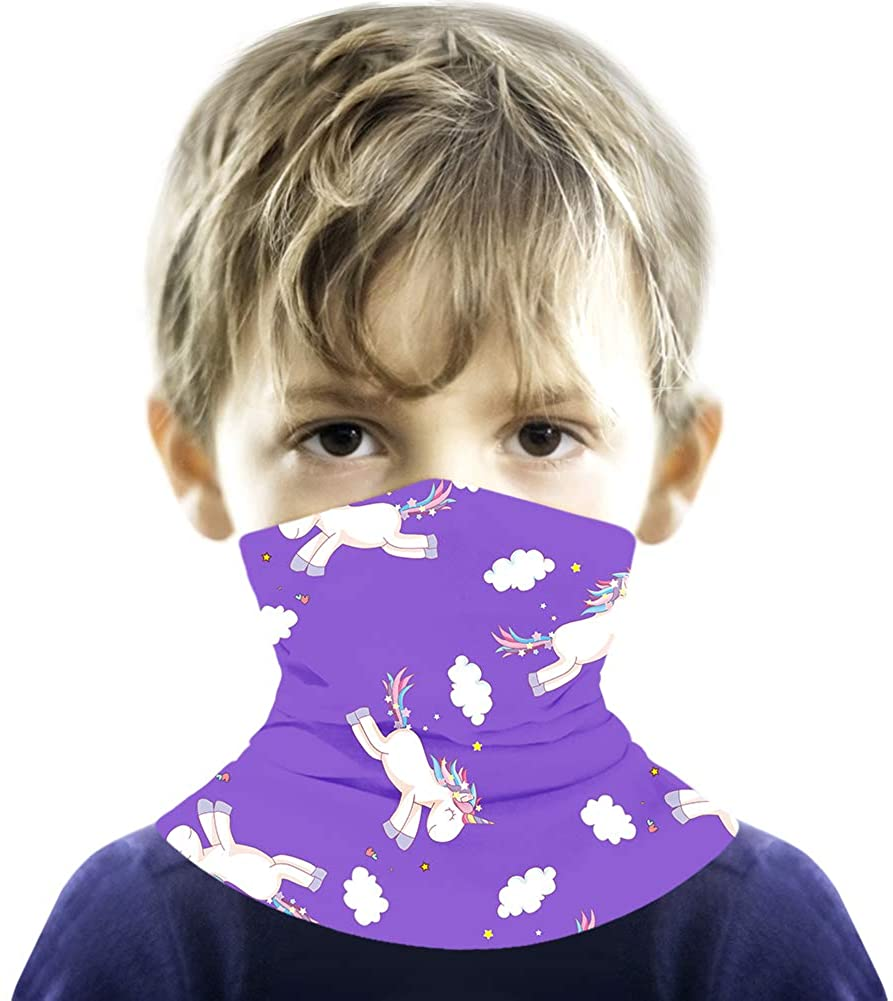 ODOUK Neck Gaiters Breathable Face Cover Mask Sun Bandanas Balaclava for Outdoor Sports