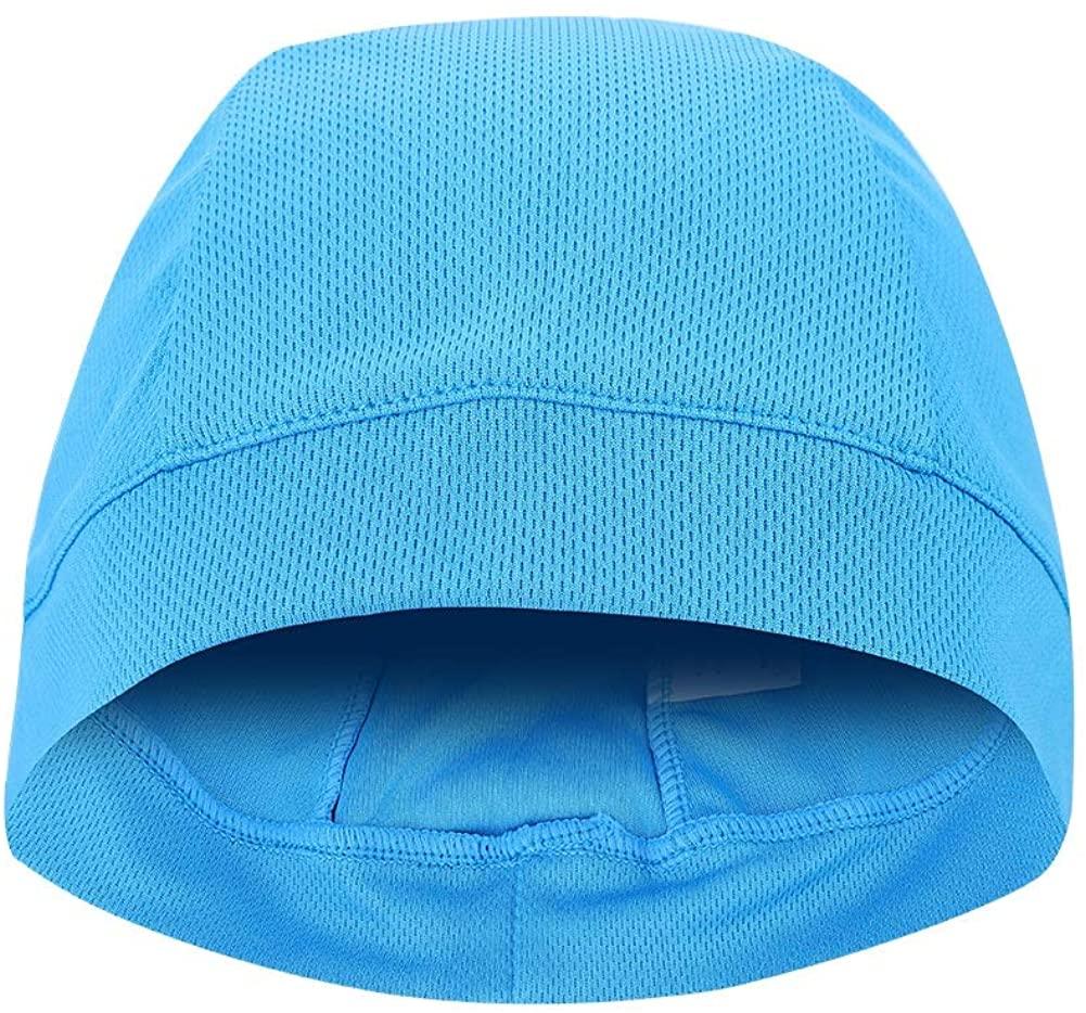 Dewin Under Helmet Cap - Under Helmet Liner Cap for Men and Women, Suitable for Outdoor Sport, Cycling, Bicycle, Skull Hat, 6 Colors