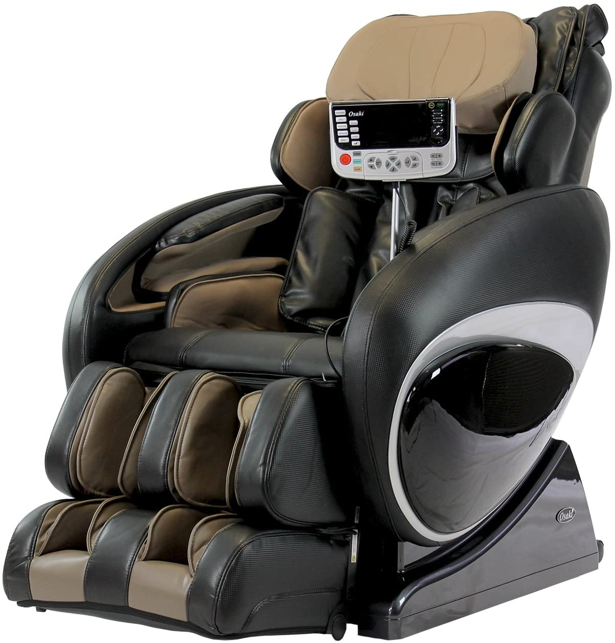 Osaki OS4000TA Model OS-4000T Zero Gravity Massage Chair, Black, Computer Body Scan, Zero Gravity Design, Unique Foot Roller, Next Generation Air Massage Technology, Arm Air Massagers