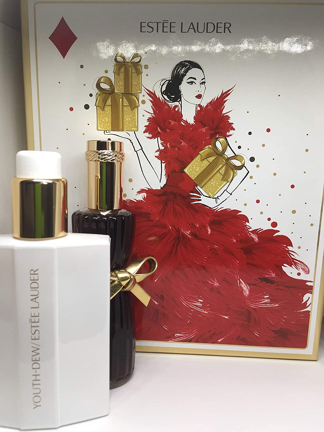 NEW-2011 Estee Lauder 'Youth-Dew Rich Luxuries' Set
