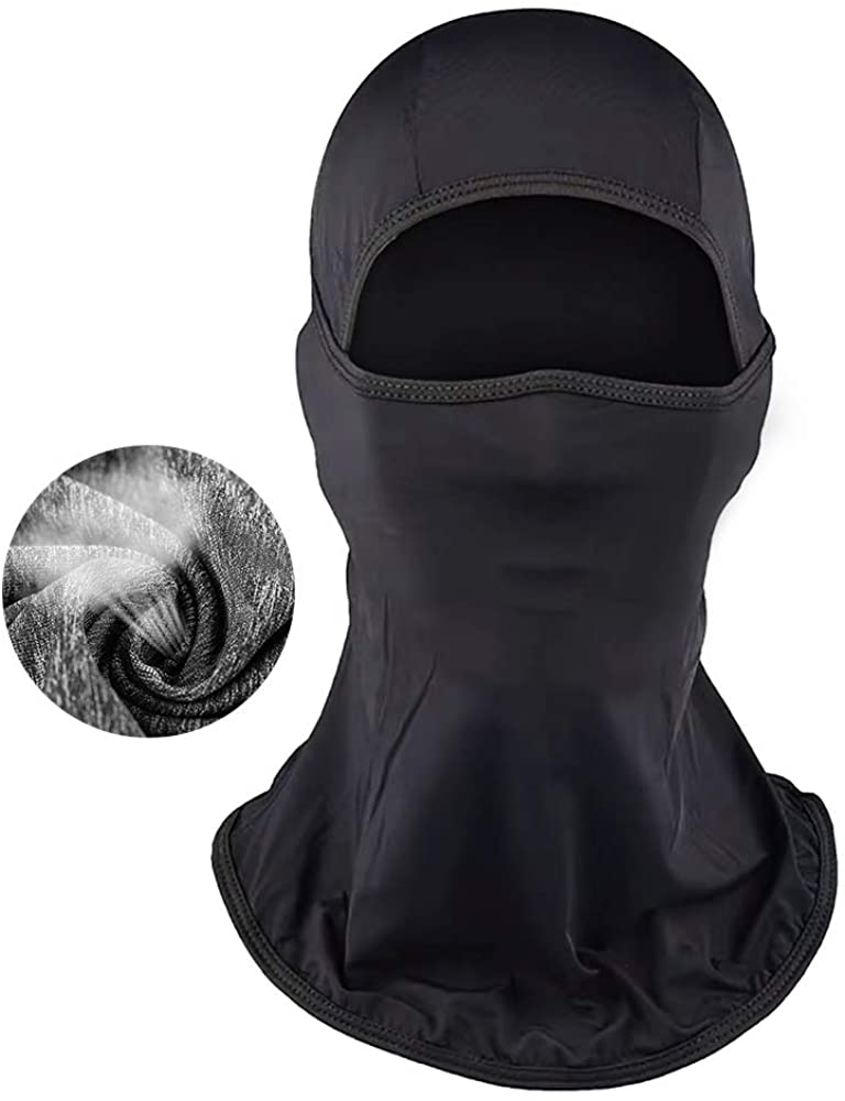Balaclava Face Mask UV Protection Cooling Breathable Cycle Full Face Mask Unisex