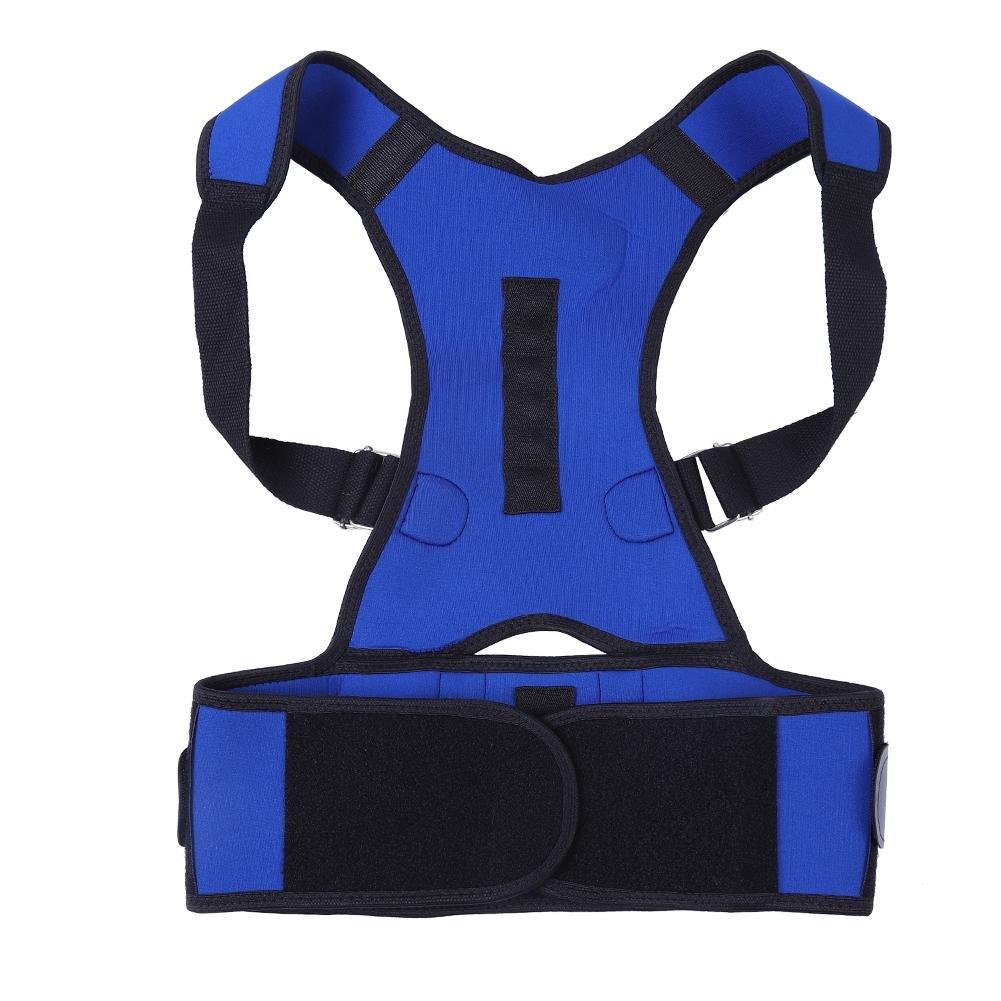 Posture Correct Belt,Adjustably Posture Corrector Support Brace for Male Adults & Adolescents(XL)