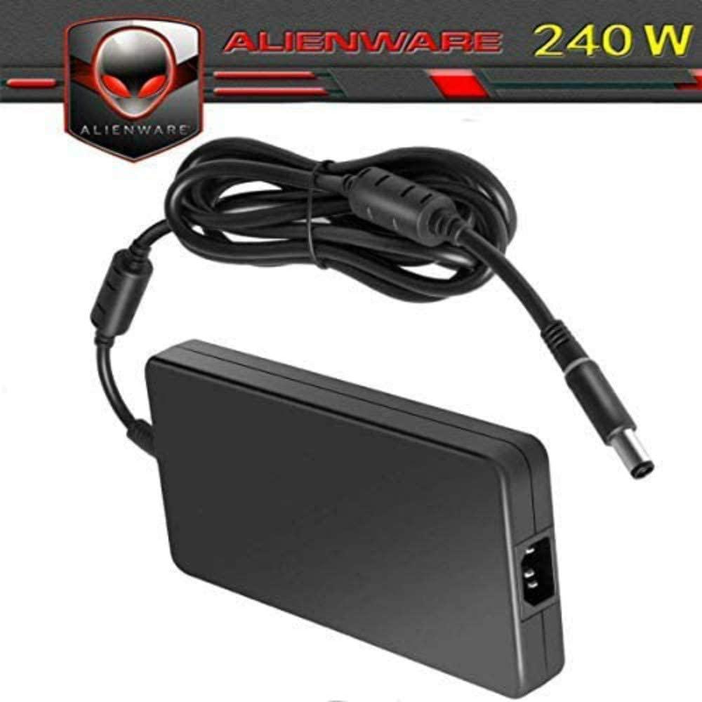 240W 19.5V 12.3A Power AC Adapter for DELL Alienware M17x M17X R2 M17x R4 M18x X51 Precision M6400 M6500 M6600 M6800 240W AC Charger PA-9E J211H FWCRC U896K 450-18931 Y047M 6RTJT Y044M