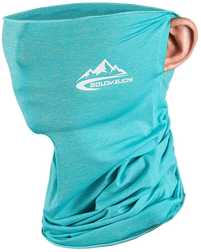 Neck Gaiter Face cover,Bandana,protection from Sun,Wind,Multifunctional scarf