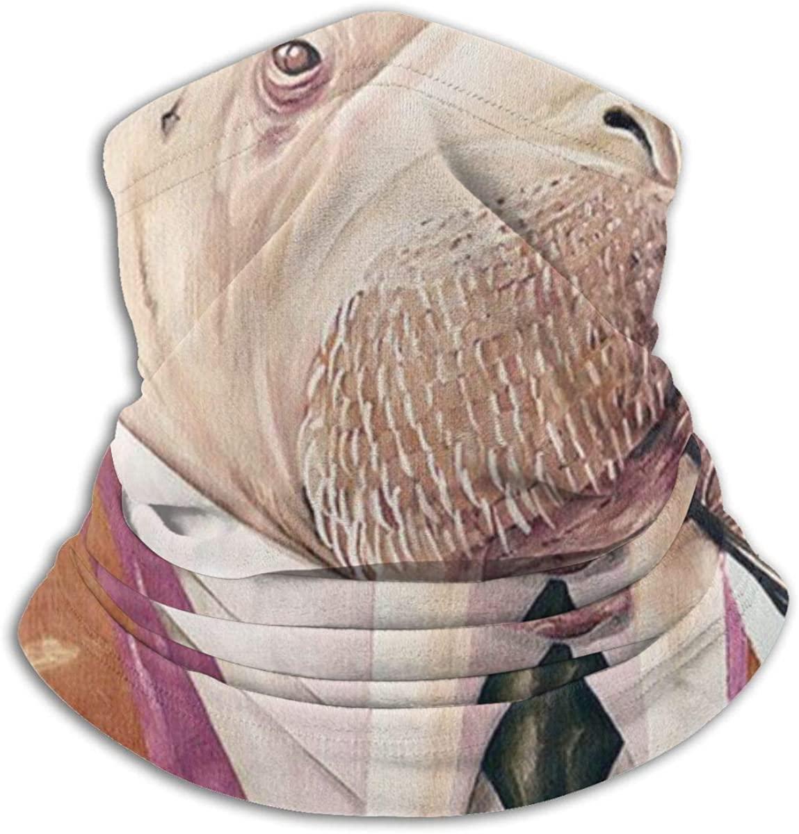 Unisex Sun UV Protection Bandana Scarf Windproof Face Mask Neck Gaiter Headband