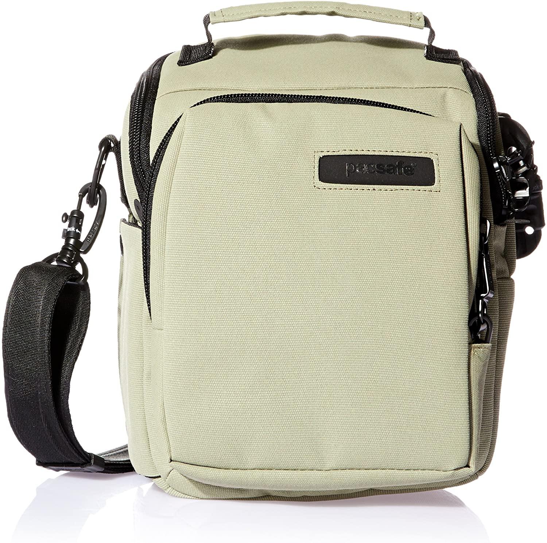 Pacsafe Camsafe Z6 Anti-Theft Camera Bag, Slate Green