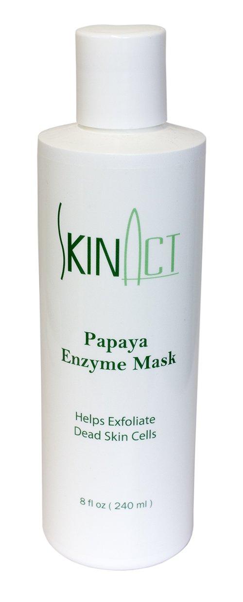 Papaya Enzyme Mask By Skin Act (8oz)