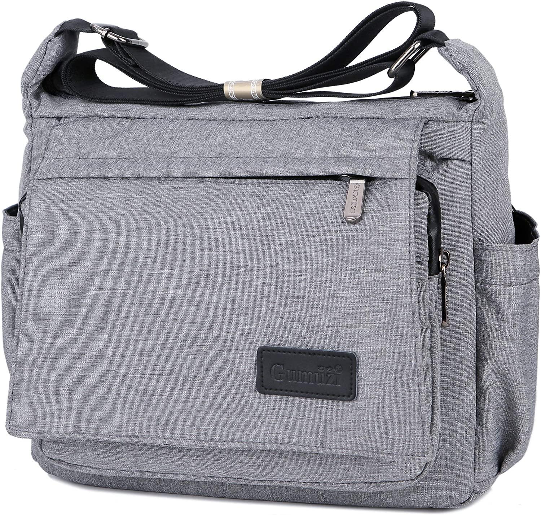 Scioltoo Crossbody Bag for Women Messenger travel Purse Waterproof Shoulder Bag