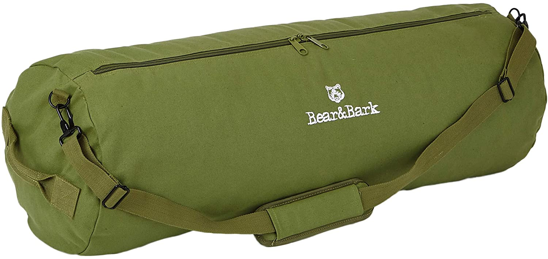 Large Duffle Bag - Green 36