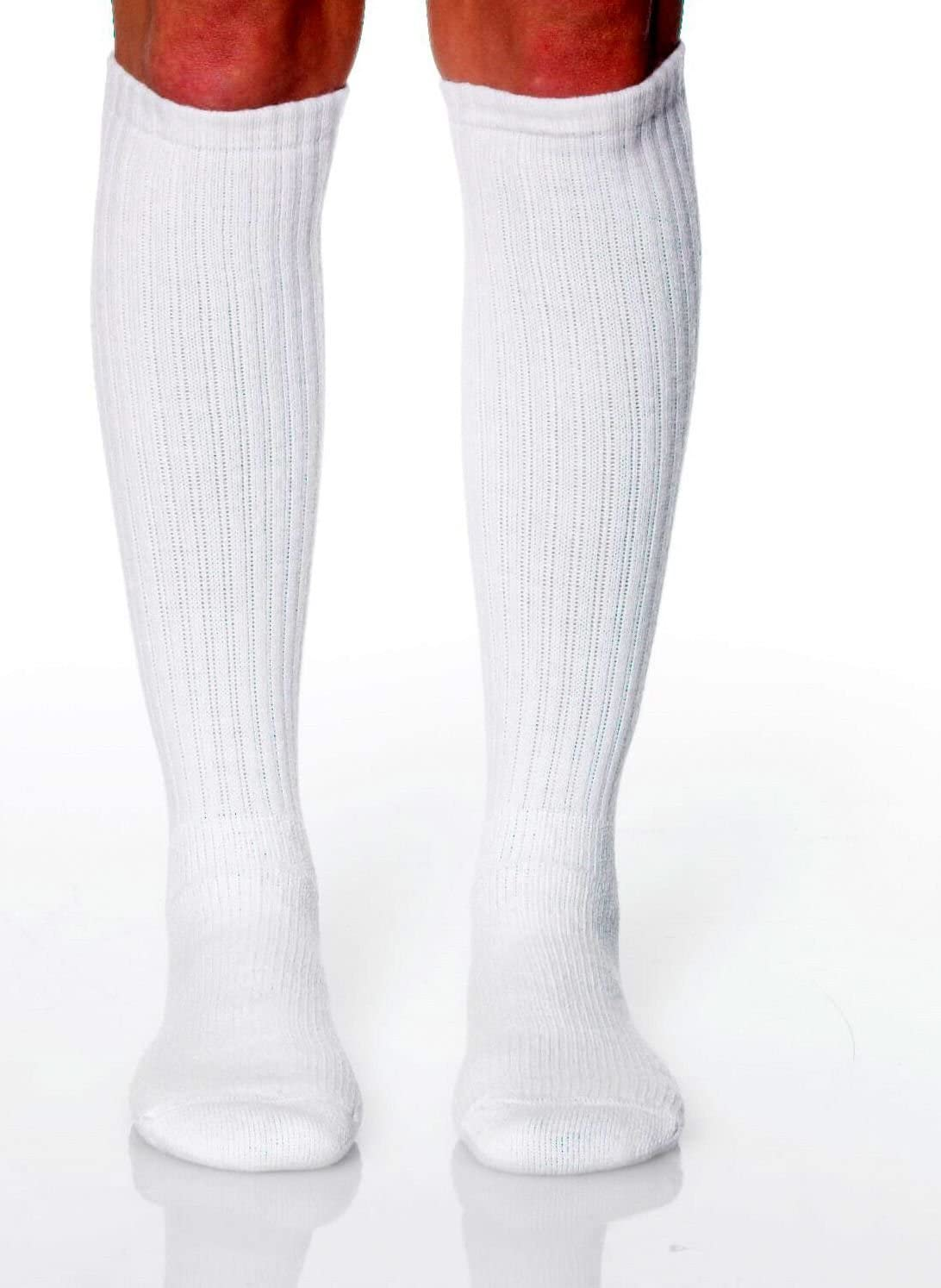 Microfiber Cable Pattern Trouser Compression Socks for Woman - (Black, XSmall)