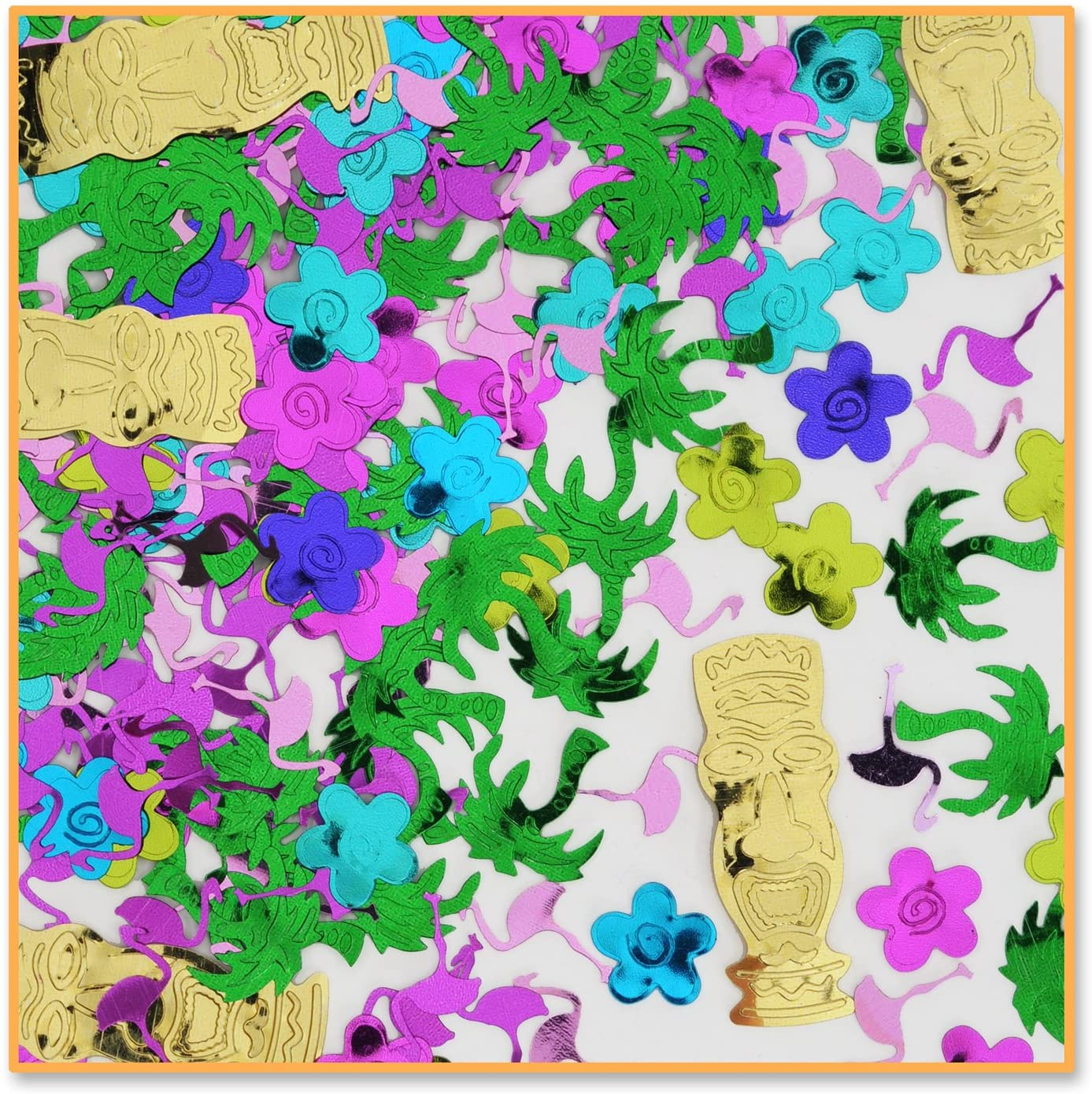 Island Party Confetti (Pack of 3)