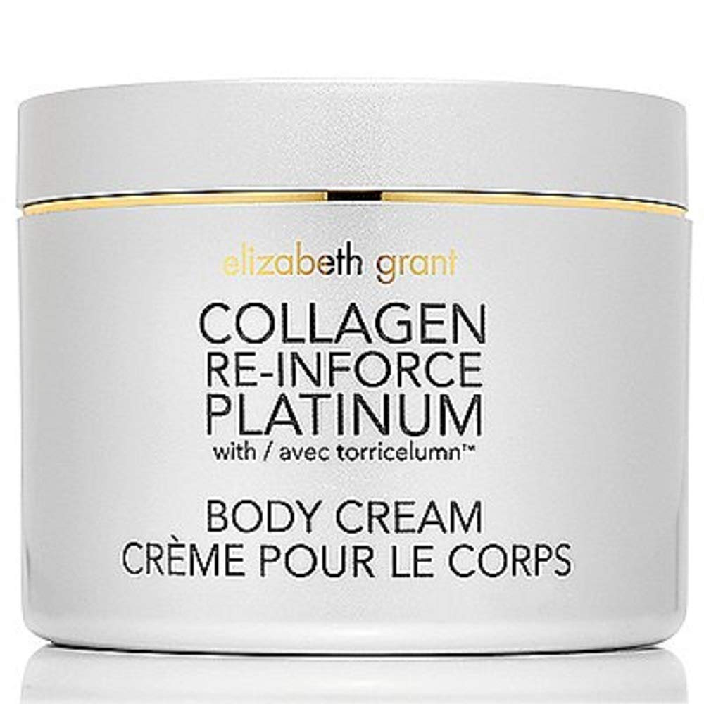 Elizabeth Grant Collagen Re-Inforce Platinum Body Cream 200 ml