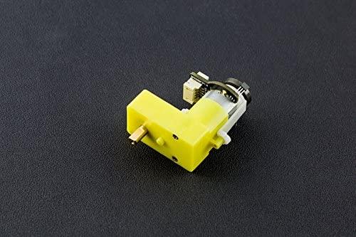 DFRobot Micro DC Geared Motor w/Encoder-SJ02 (6V 160RPM 120:1)