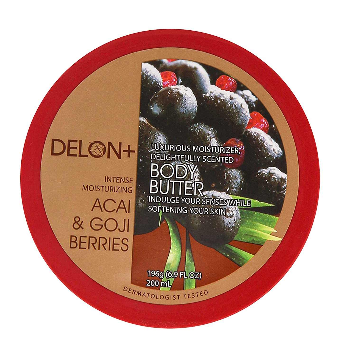 DELON Intense Moisturizing Body Butter