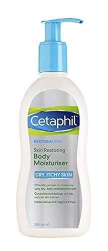 Cetaphil Pro RestoraDerm Eczema Soothing Moisturizer 10oz (295ml)
