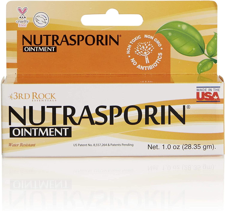 3rd Rock Essentials Nutrasporin Ointment, Water Resistant, 1.0oz