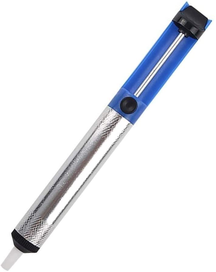 Onwon Solder Sucher Desoldering Vacuum Pump Solder Removal Tool, One Hand Operation, Top Quality Very Sturdy