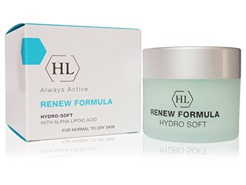 Holy Land Cosmetics Renew Formula Hydro-soft Cream Spf12 50ml by Holy Land Cosmetics