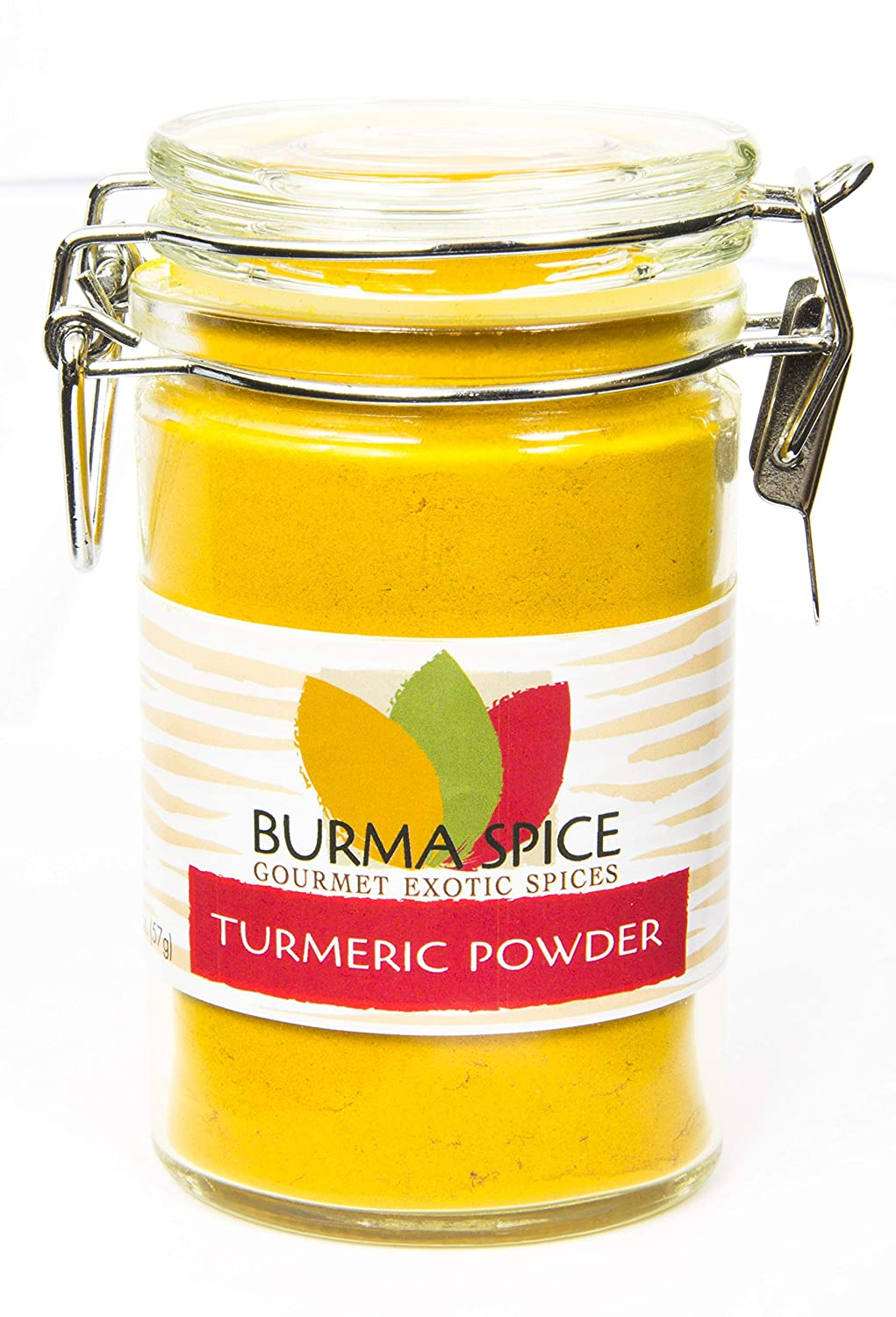 Turmeric Powder | Natural Food Coloring | Perfect for Asian Cuisine | Curries and Masala 2 oz.
