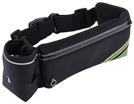 Fashion Waist Packs Outdoor Sports Waterproof Wear-Resistant Running Mobile Phone Money Pockets Men's Large-Capacity Multi-Function Business Bag Slung Women